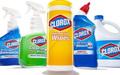 Clorox (CL) heading lower but outperforming its Competitors