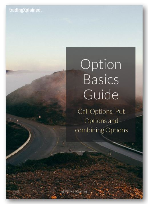 Options guide cover page