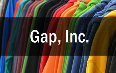 Gap, Inc. possible upwardreversal