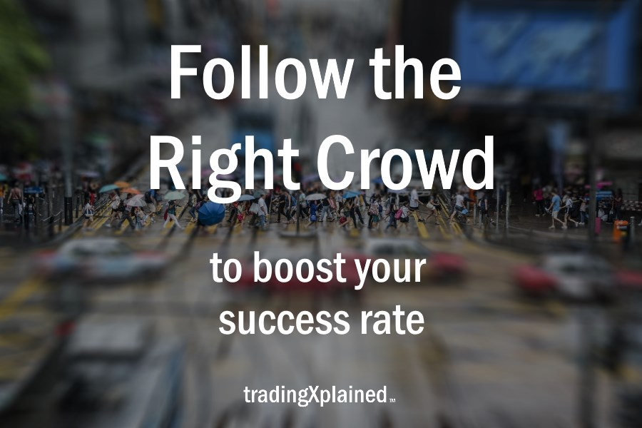 Follow the (Right) Crowd for High Probability Trades