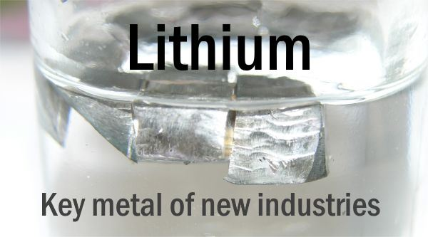 The Metal of the Future: Lithium